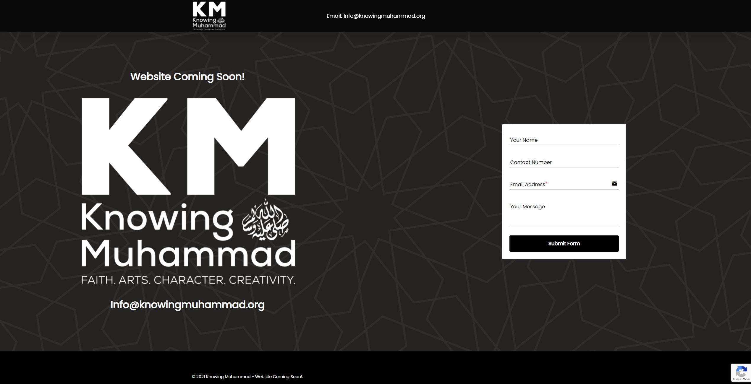 Knowing Muhammad