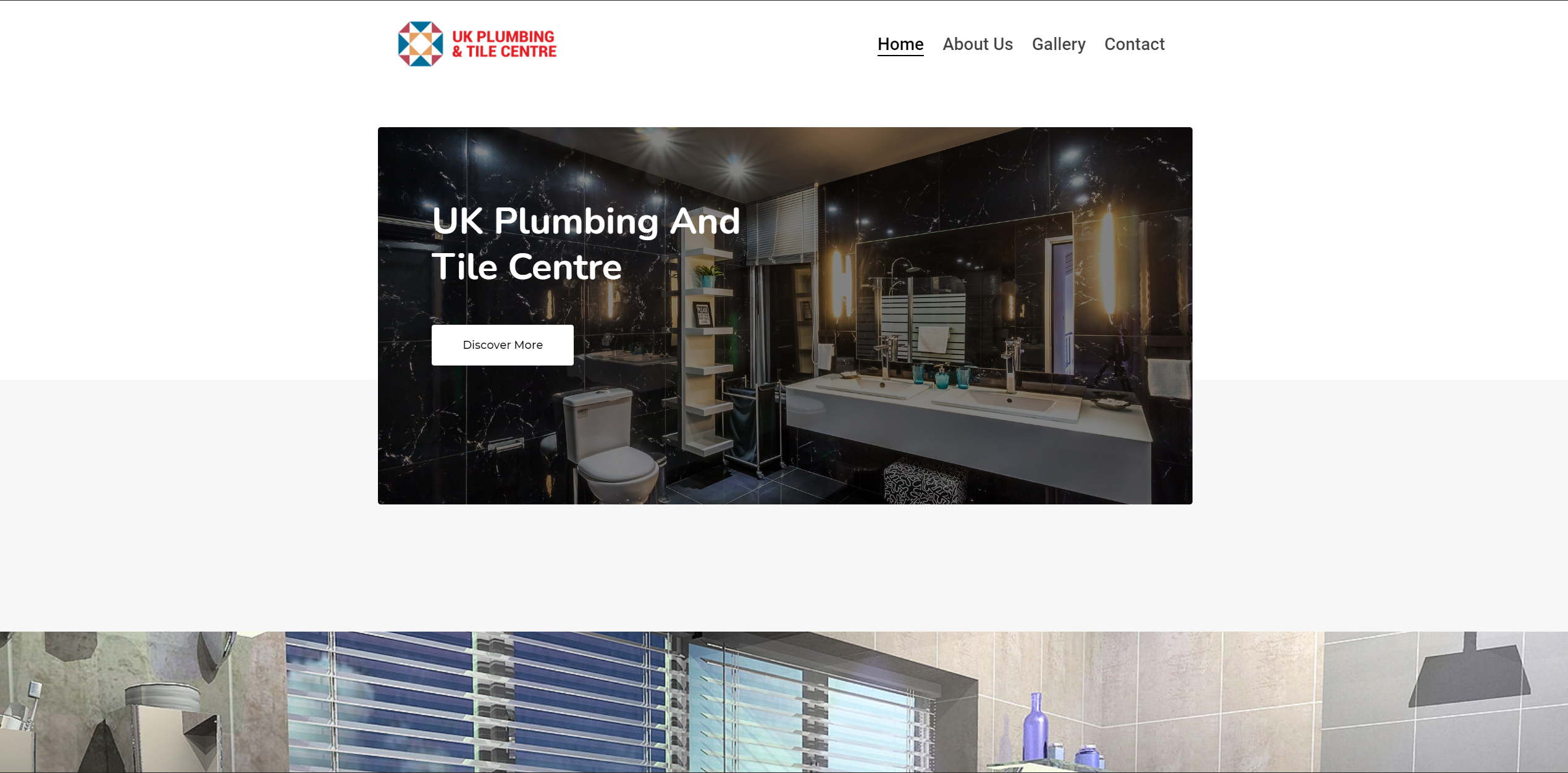 UK Plumbing And Tile Centre